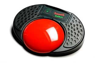 SimplyWorks® Smooth Talker Communication Aid - Red